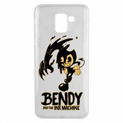 Чохол для Samsung J6 Bendy And The Ink Machine 1