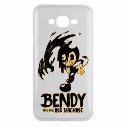 Чохол для Samsung J7 2015 Bendy And The Ink Machine 1