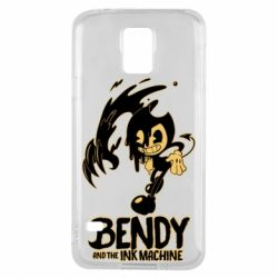 Чохол для Samsung S5 Bendy And The Ink Machine 1