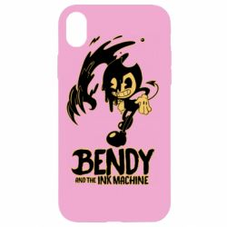 Чохол для iPhone XR Bendy And The Ink Machine 1