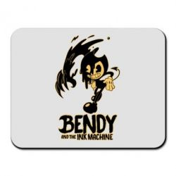 Килимок для миші Bendy And The Ink Machine 1