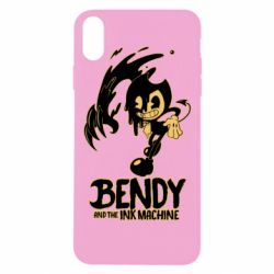 Чохол для iPhone Xs Max Bendy And The Ink Machine 1
