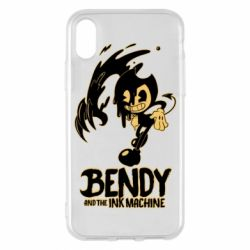 Чохол для iPhone X/Xs Bendy And The Ink Machine 1