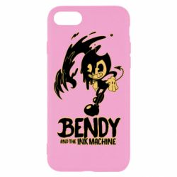 Чохол для iPhone 7 Bendy And The Ink Machine 1