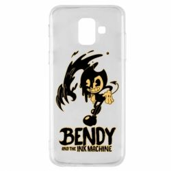 Чохол для Samsung A6 2018 Bendy And The Ink Machine 1