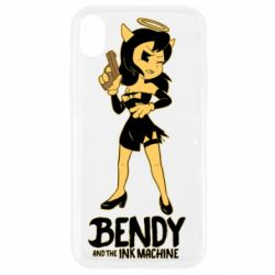 Чохол для iPhone XR Bendy And The Ink Machine