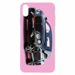 Чохол для iPhone X/Xs Bentley car3
