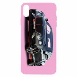 Чохол для iPhone Xs Max Bentley car3