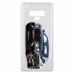 Чохол для Samsung Note 9 Bentley car3
