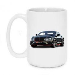 Кружка 420ml Bentley car3