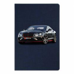 Блокнот А5 Bentley car3