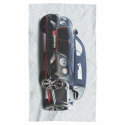Рушник Bentley car3