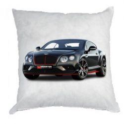 Подушка Bentley car3