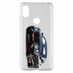 Чохол для Xiaomi Redmi S2 Bentley car3