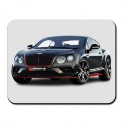 Килимок для миші Bentley car3