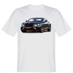 Чоловіча футболка Bentley car3