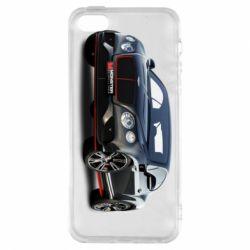 Чохол для iphone 5/5S/SE Bentley car3