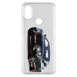 Чохол для Xiaomi Mi A2 Bentley car3