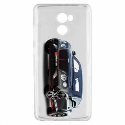 Чохол для Xiaomi Redmi 4 Bentley car3