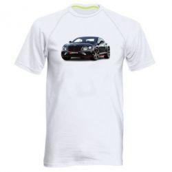 Чоловіча спортивна футболка Bentley car3