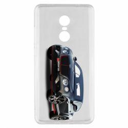 Чохол для Xiaomi Redmi Note 4x Bentley car3