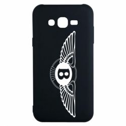 Чохол для Samsung J7 2015 Bentley wings