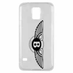 Чохол для Samsung S5 Bentley wings
