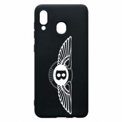 Чохол для Samsung A20 Bentley wings