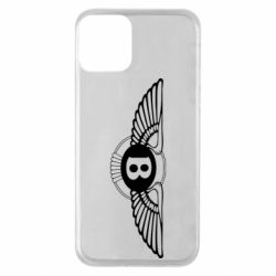 Чохол для iPhone 11 Bentley wings