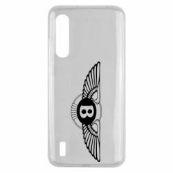 Чохол для Xiaomi Mi9 Lite Bentley wings