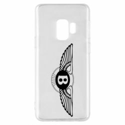 Чохол для Samsung S9 Bentley wings