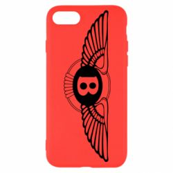 Чохол для iPhone 8 Bentley wings