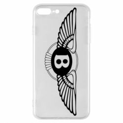 Чохол для iPhone 8 Plus Bentley wings