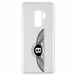 Чохол для Samsung S9+ Bentley wings