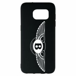 Чохол для Samsung S7 EDGE Bentley wings