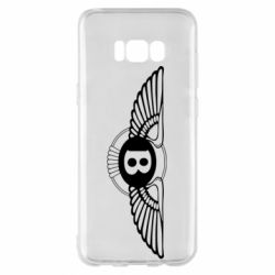 Чохол для Samsung S8+ Bentley wings