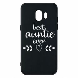 Чохол для Samsung J2 2018 Best auntie ever