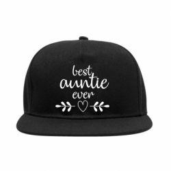 Снепбек Best auntie ever