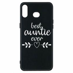 Чохол для Samsung A6s Best auntie ever