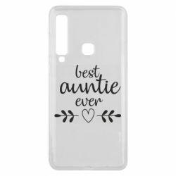 Чохол для Samsung A9 2018 Best auntie ever