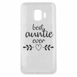 Чохол для Samsung J2 Core Best auntie ever