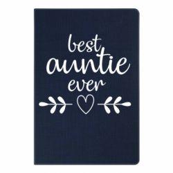 Блокнот А5 Best auntie ever