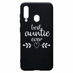 Чохол для Samsung A60 Best auntie ever