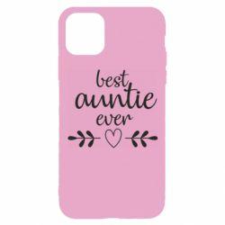 Чохол для iPhone 11 Pro Best auntie ever