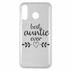 Чохол для Samsung M30 Best auntie ever
