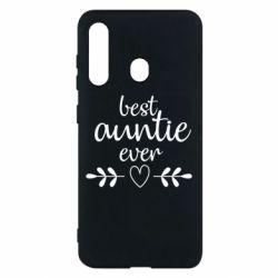 Чохол для Samsung M40 Best auntie ever