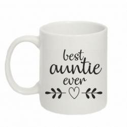 Кружка 320ml Best auntie ever