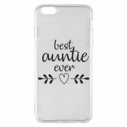 Чохол для iPhone 6 Plus/6S Plus Best auntie ever