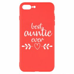 Чохол для iPhone 7 Plus Best auntie ever
