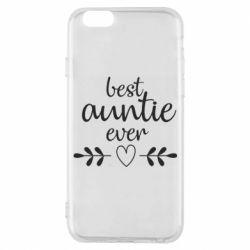 Чохол для iPhone 6/6S Best auntie ever